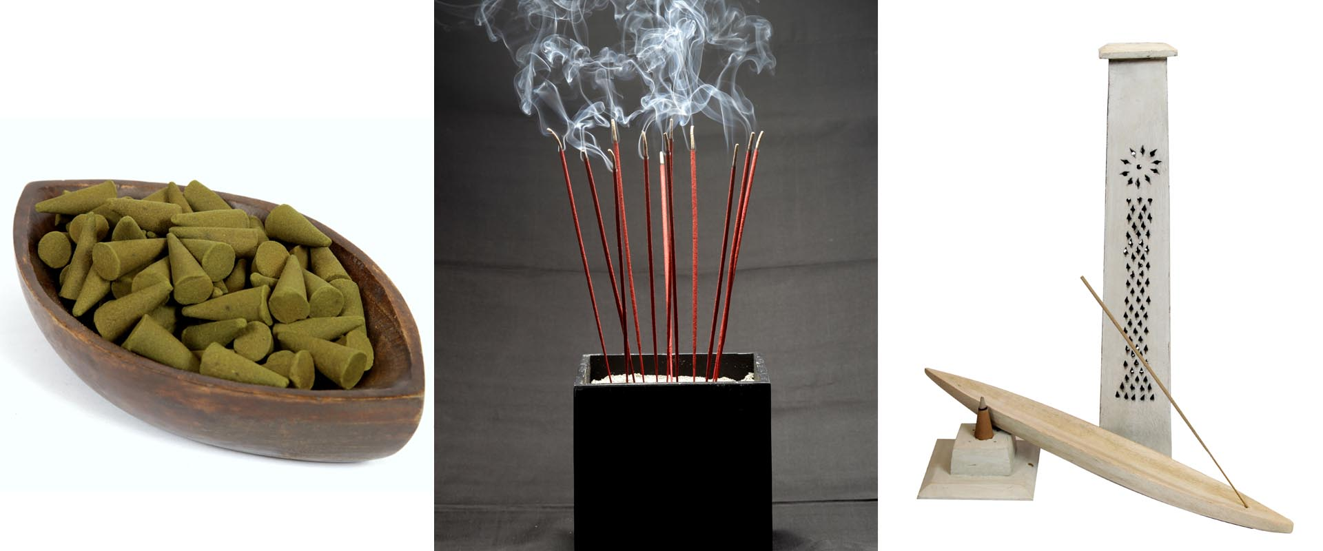 Japanese Extruded Incense Sticks