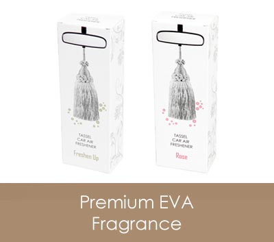 Premium EVA Polymer Fragrance Diffusion Collection