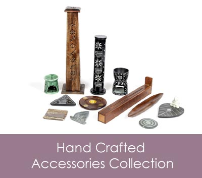 Hand Crafted Accessories Collection