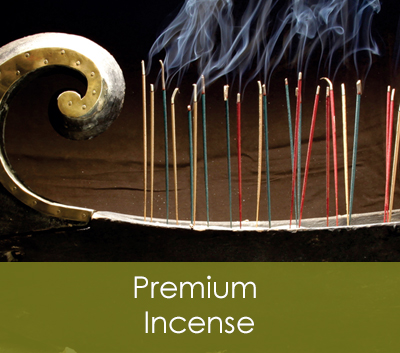 Premium Incense Collection