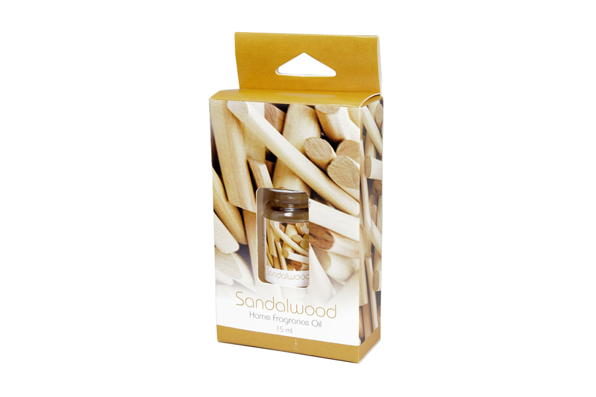 Sandalwood-Refresher Oil Bottle (O-6022/I)