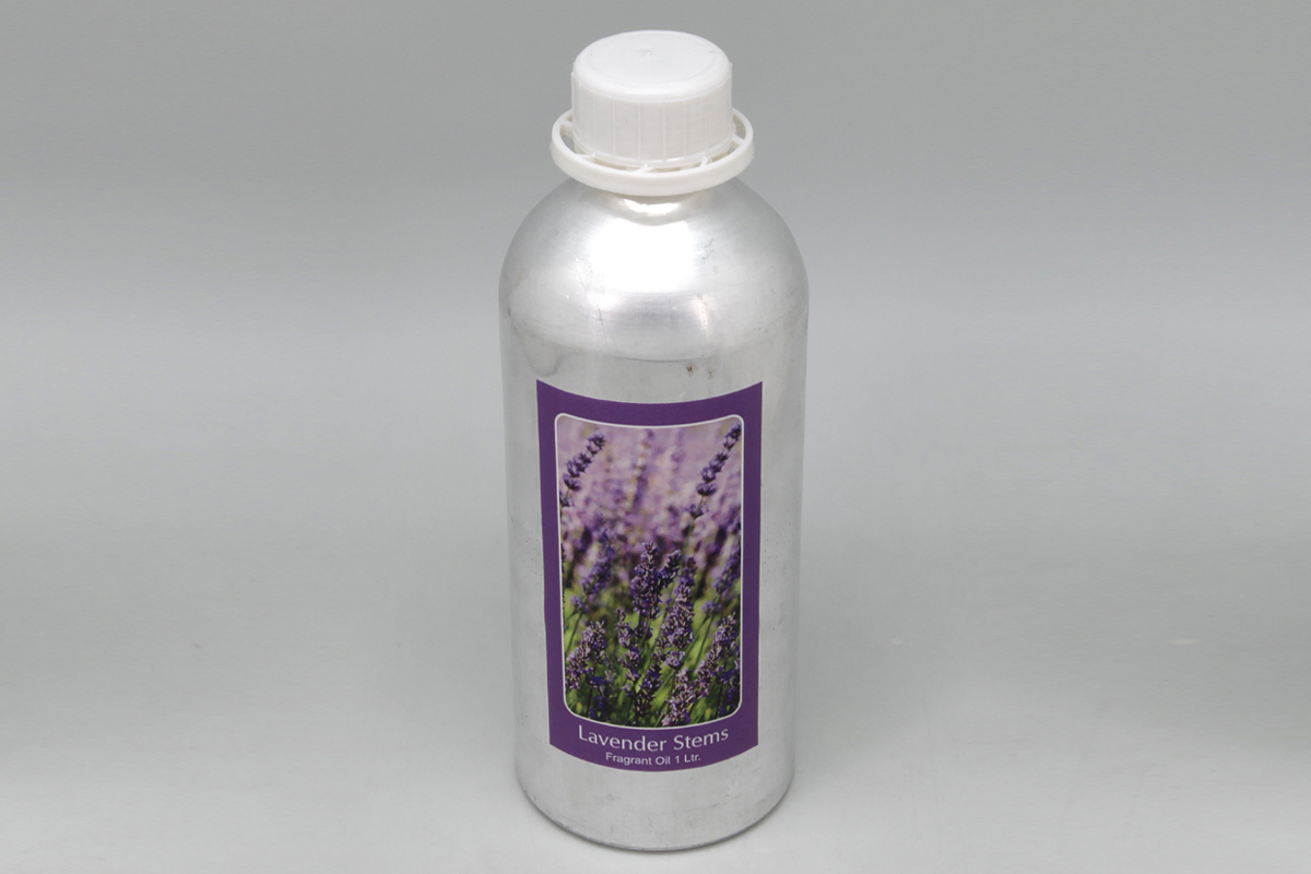 Fragrance Oil Can 1 Liter (LTR - 4)