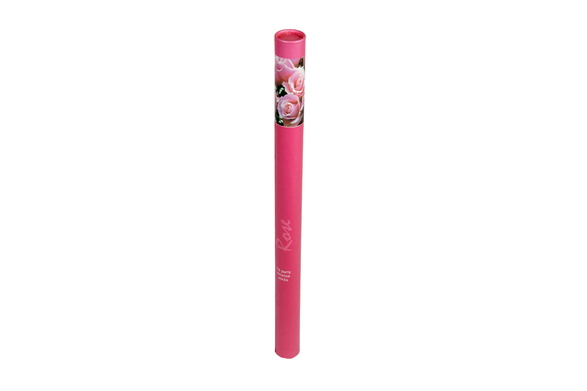 Rose-Party / Garden Incense Sticks Tube (A-1009/A)