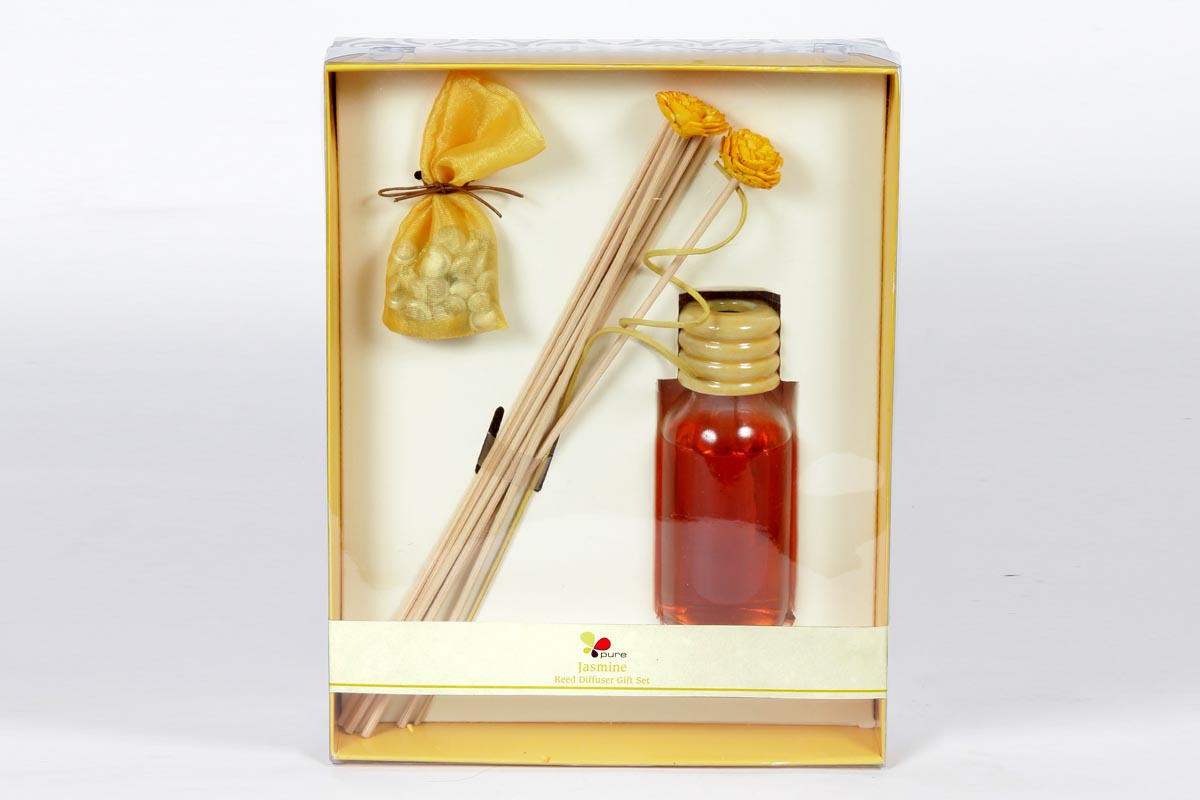 Reed Diffuser Set For Continuous Fragrance Diffusion (R - 5001)