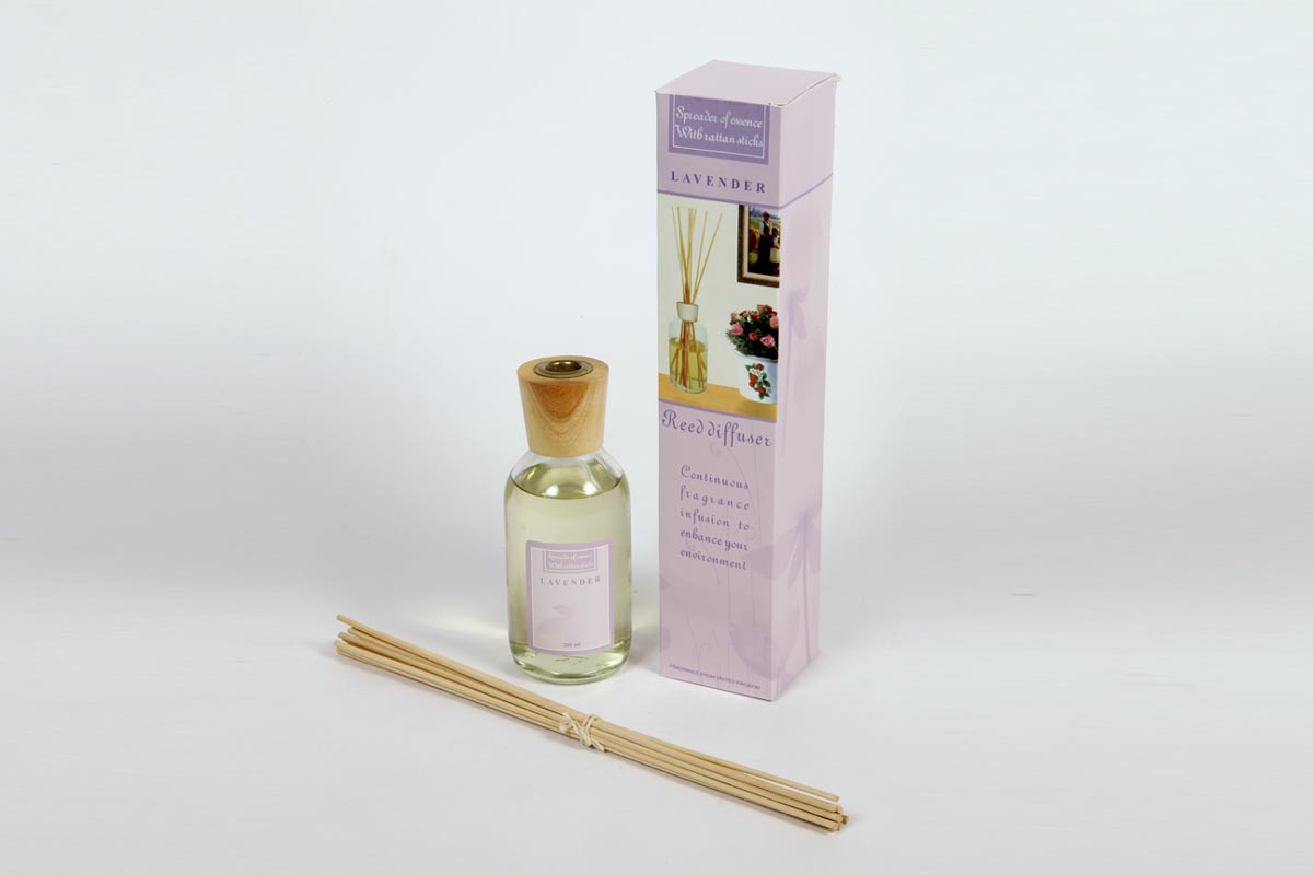 Reed Diffuser Set For Continuous Fragrance Diffusion (LT-200/ B)