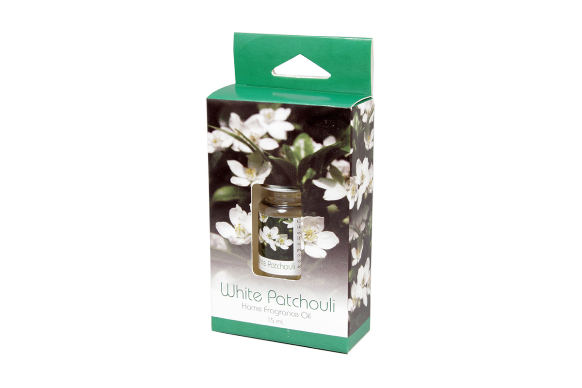 White Patchouli-Refresher Oil Bottle (O-6022/N)