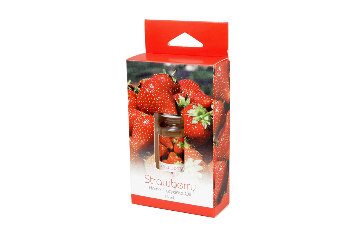 Strawberry-Refresher Oil Bottle (O-6022/M)
