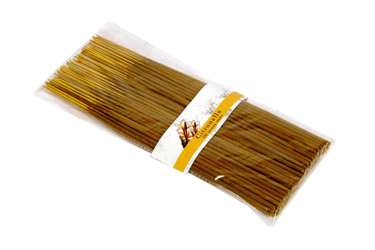Citronella-100 Incense Sticks Pack (100's/H)