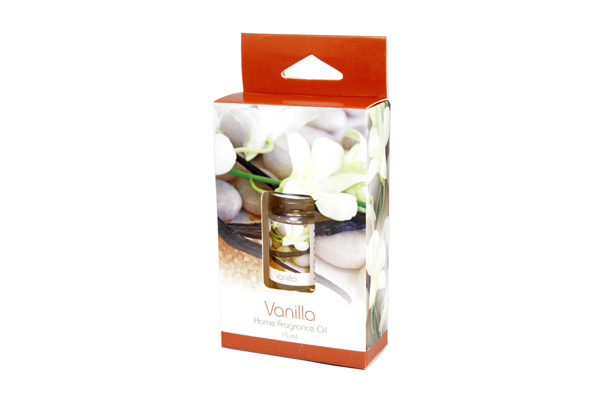 Vanilla-Refresher Oil Bottle (O-6022/O)