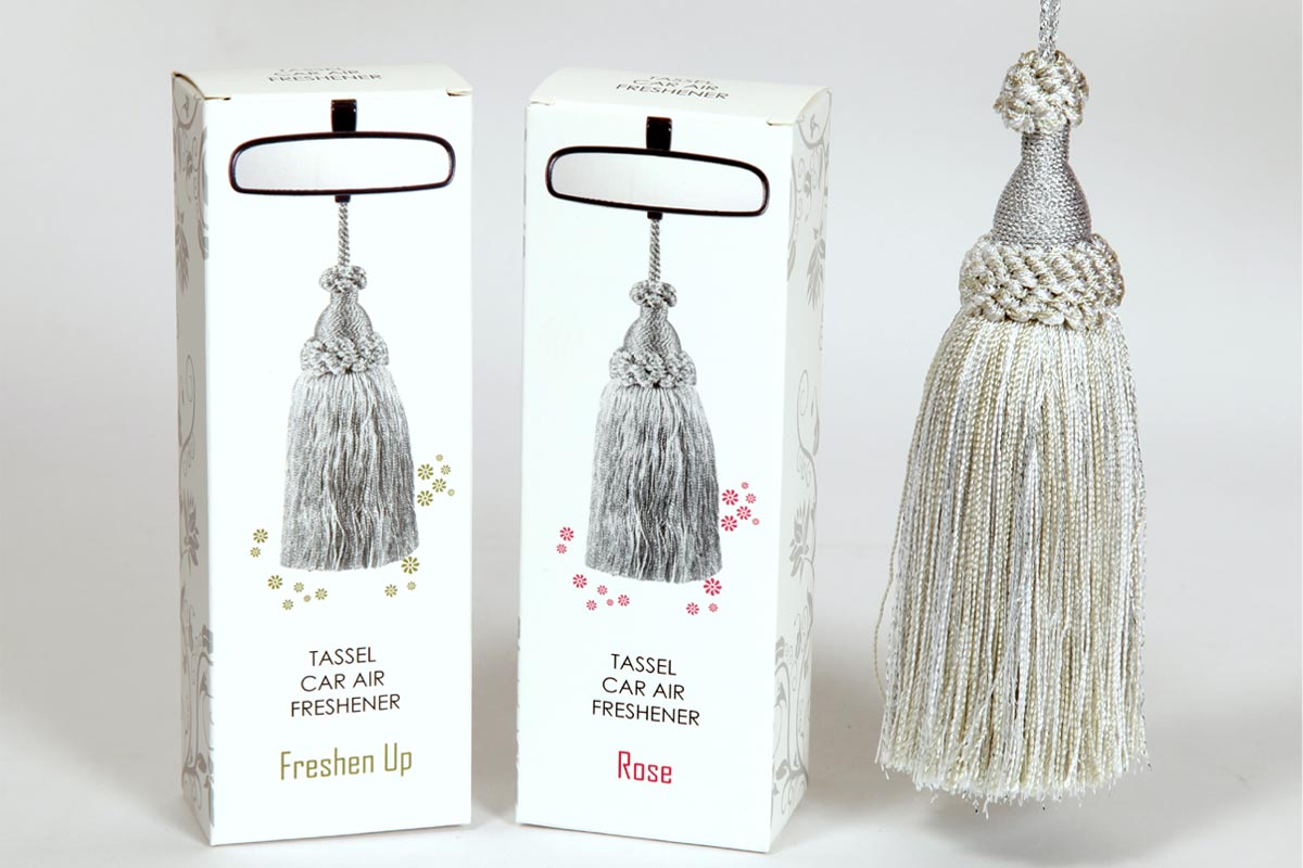 Tassel- Car Air Freshener (TSL - 1)