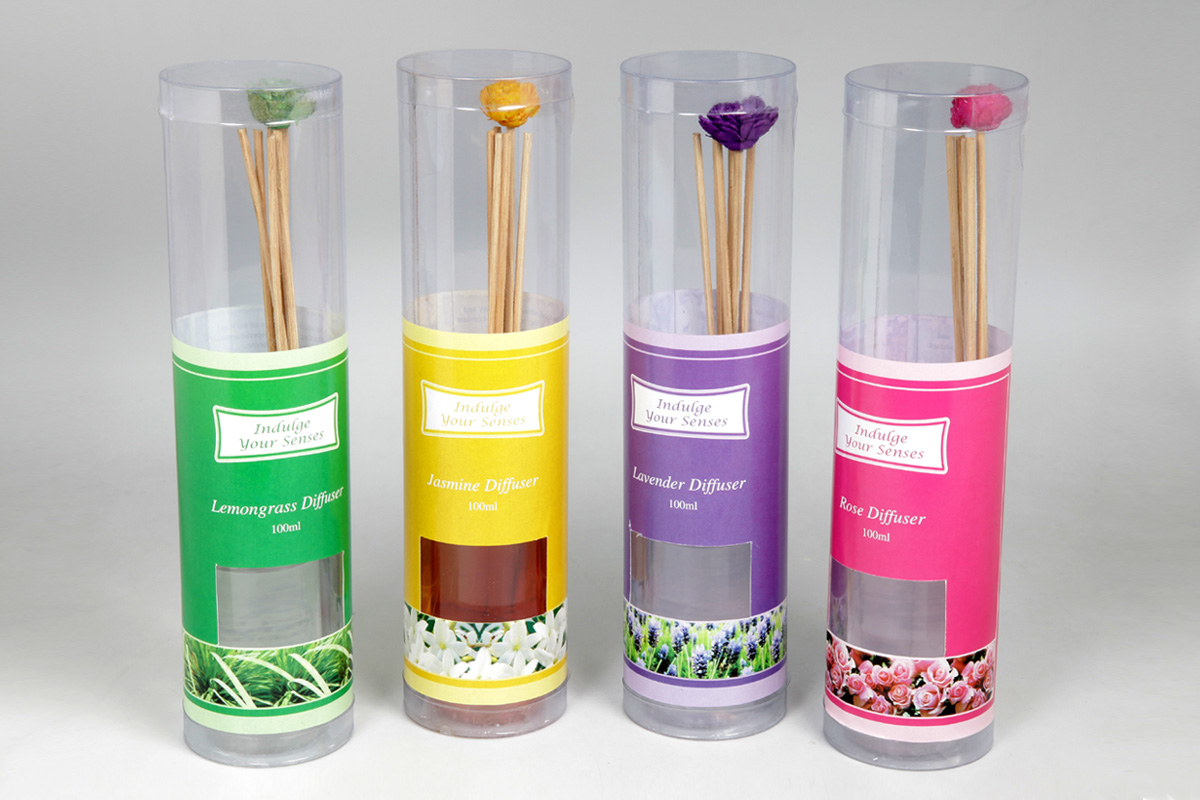 Reed Diffuser Sets For Continuous Fragrance Diffusion (R - 5009)