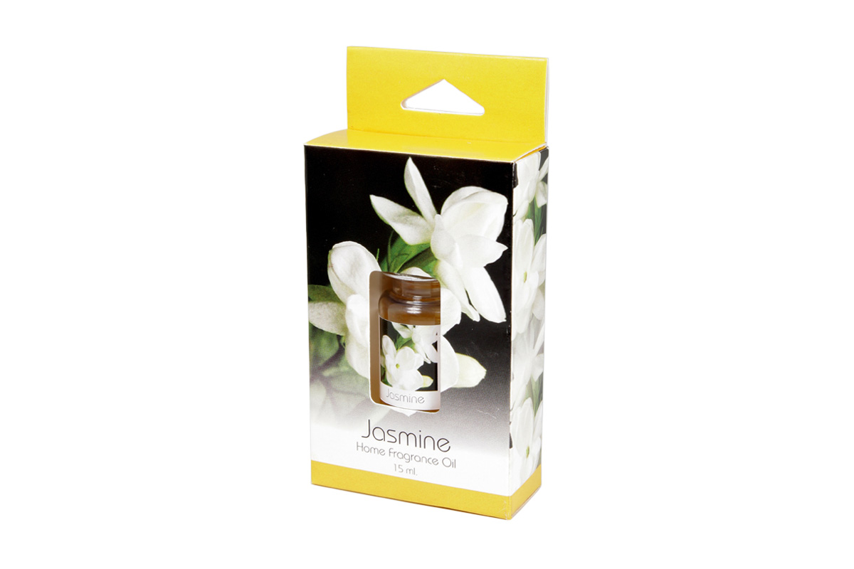 Jasmine-Refresher Oil Bottle (O-6022/E)
