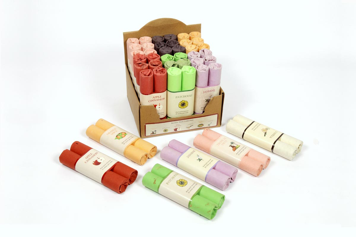 Spiral Paper Tube- Dual Roll Pack (A - 1020)