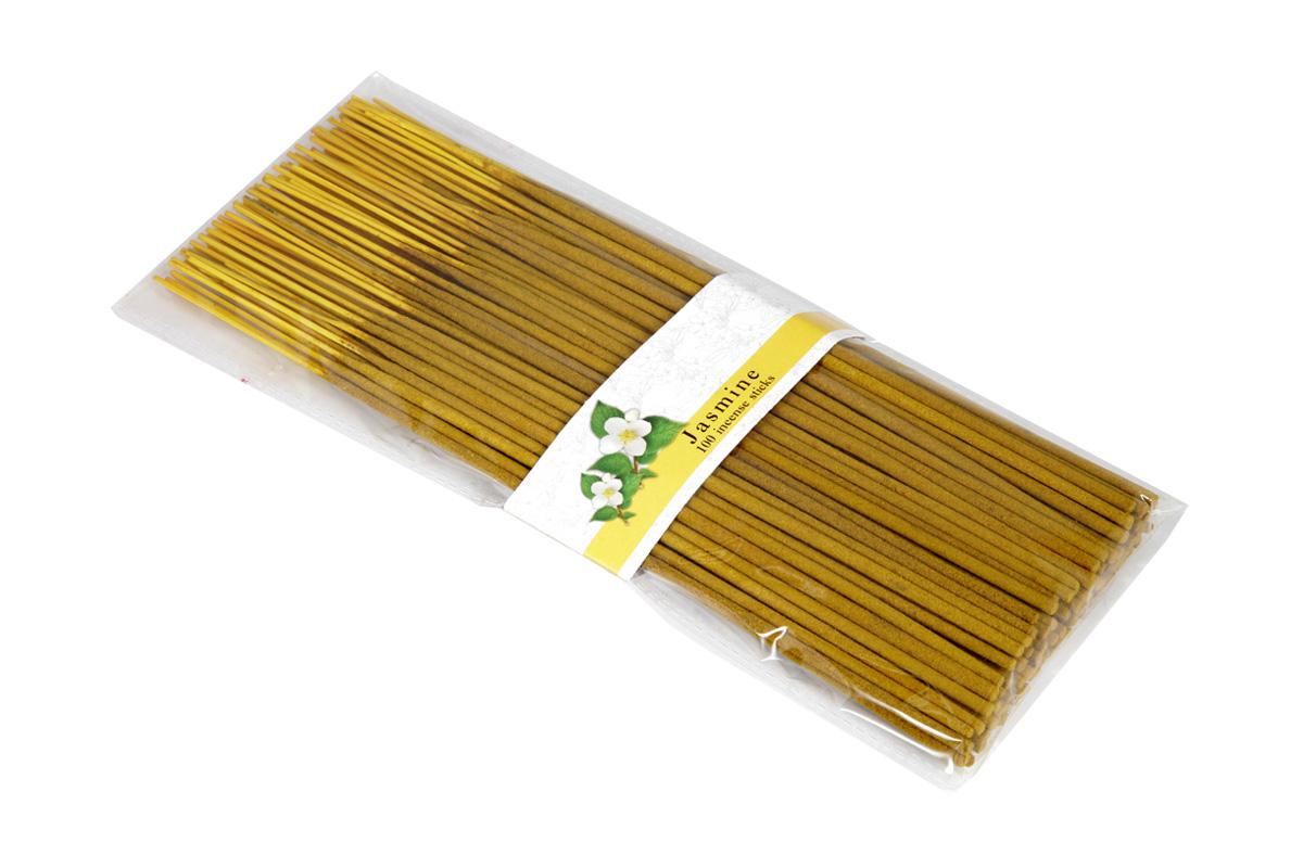 Jasmine-100 Incense Sticks Pack (100's/C)