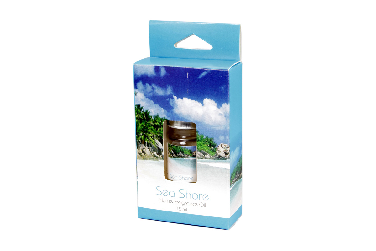 Sea Shore-Refresher Oil Bottle (O-6022/B)