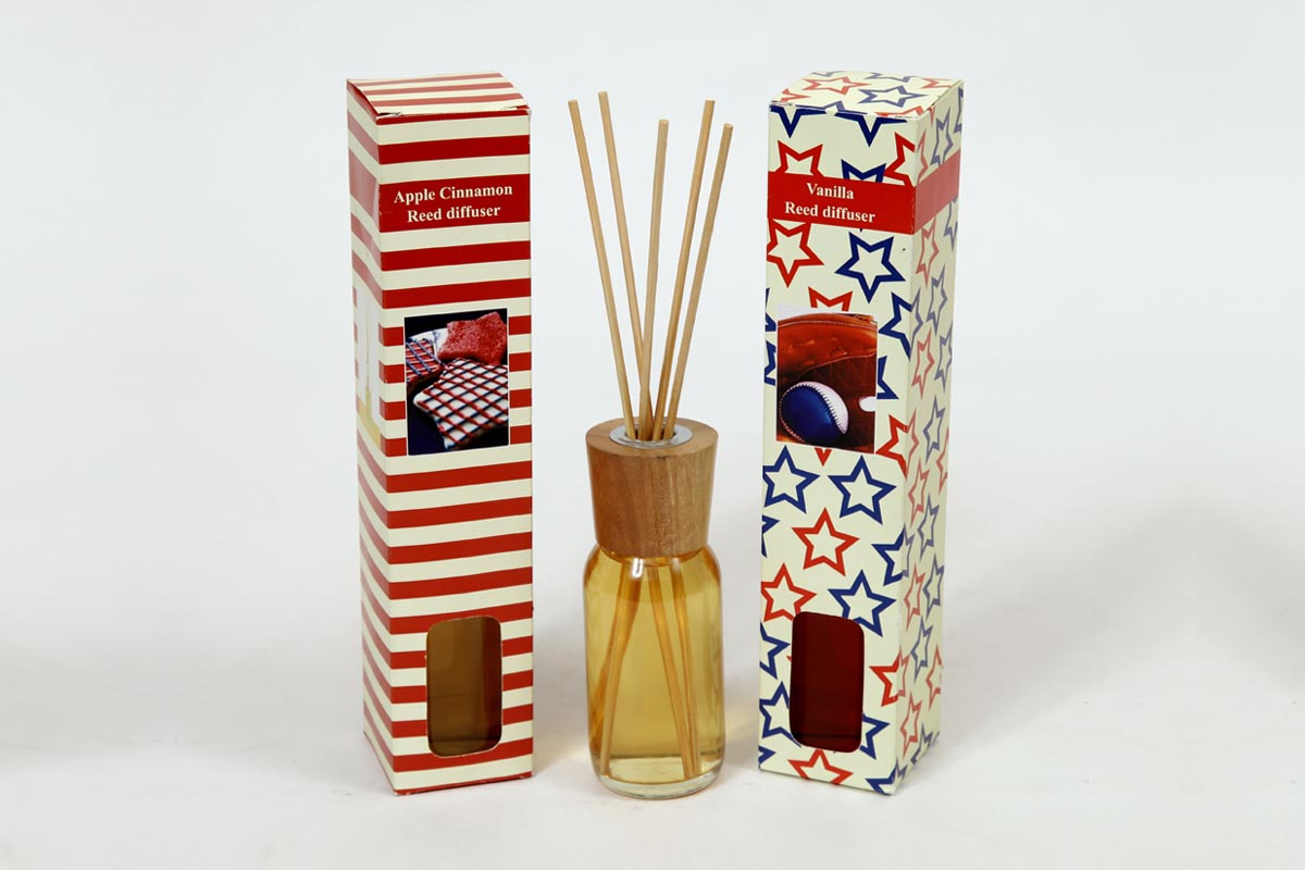 American Range- Reed Diffuser Set For Continuous Fragrance Diffusion (AMCN - 8)