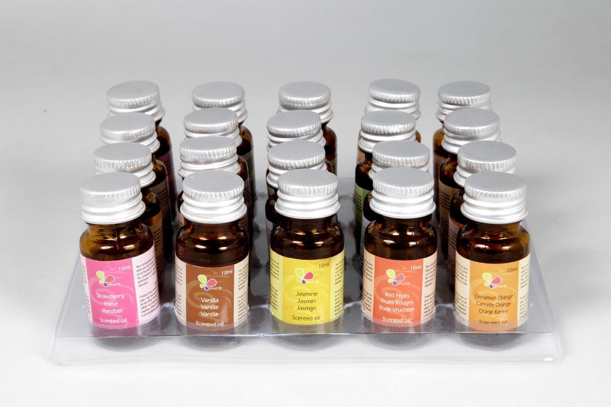 Refresher Oil Bottles (O - 6021)