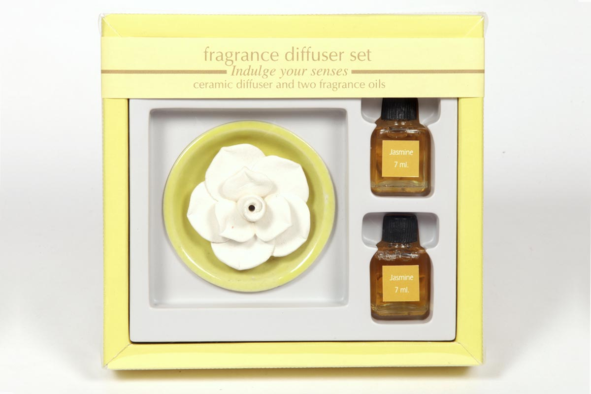 Flower -Table Fragrance Diffuser Set (FBB - 10)