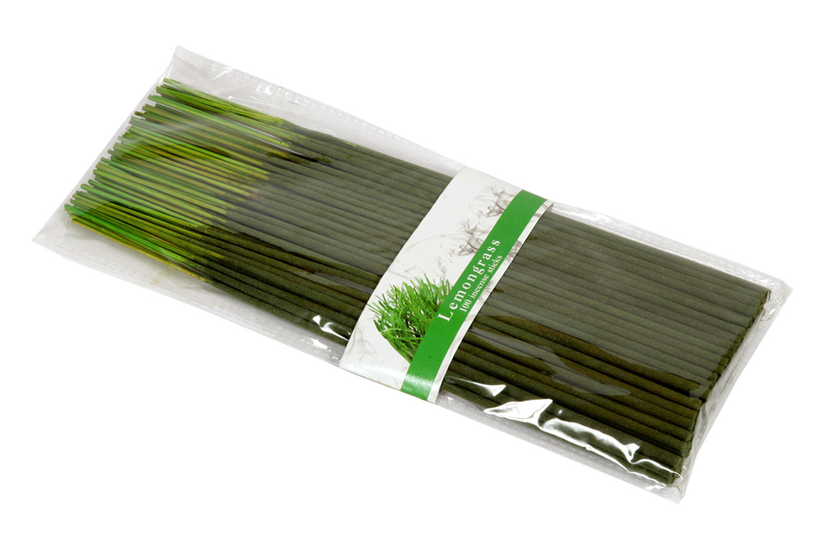 Lemongrass-100 Incense Sticks Pack (100's/I)