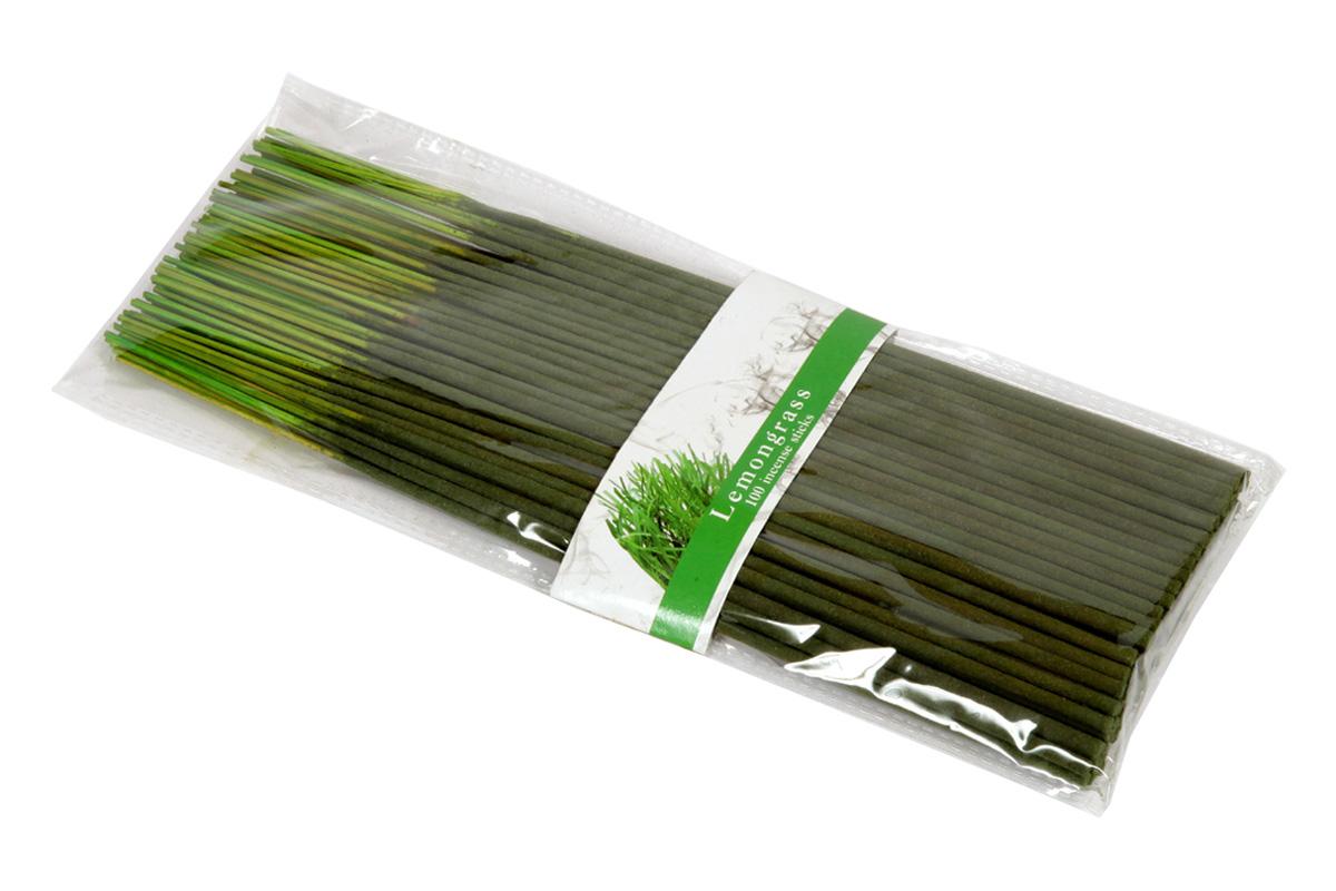 Lemongrass-100 Incense Sticks Pack (100's/I)