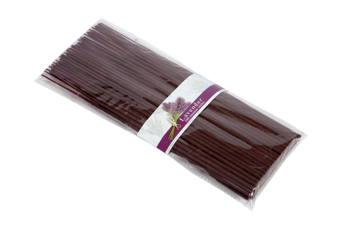 Lavender-100 Incense Sticks Pack (100's/F)