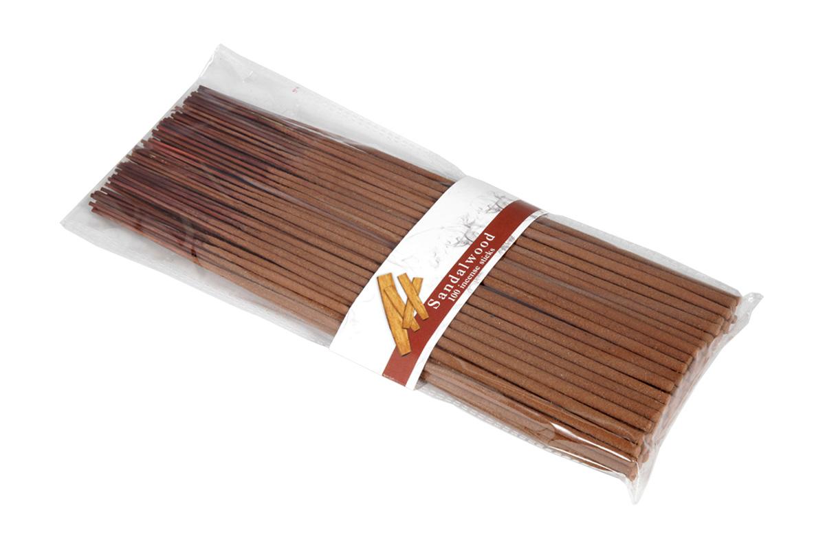 Sandalwood-100 Incense Sticks Pack (100's/A)