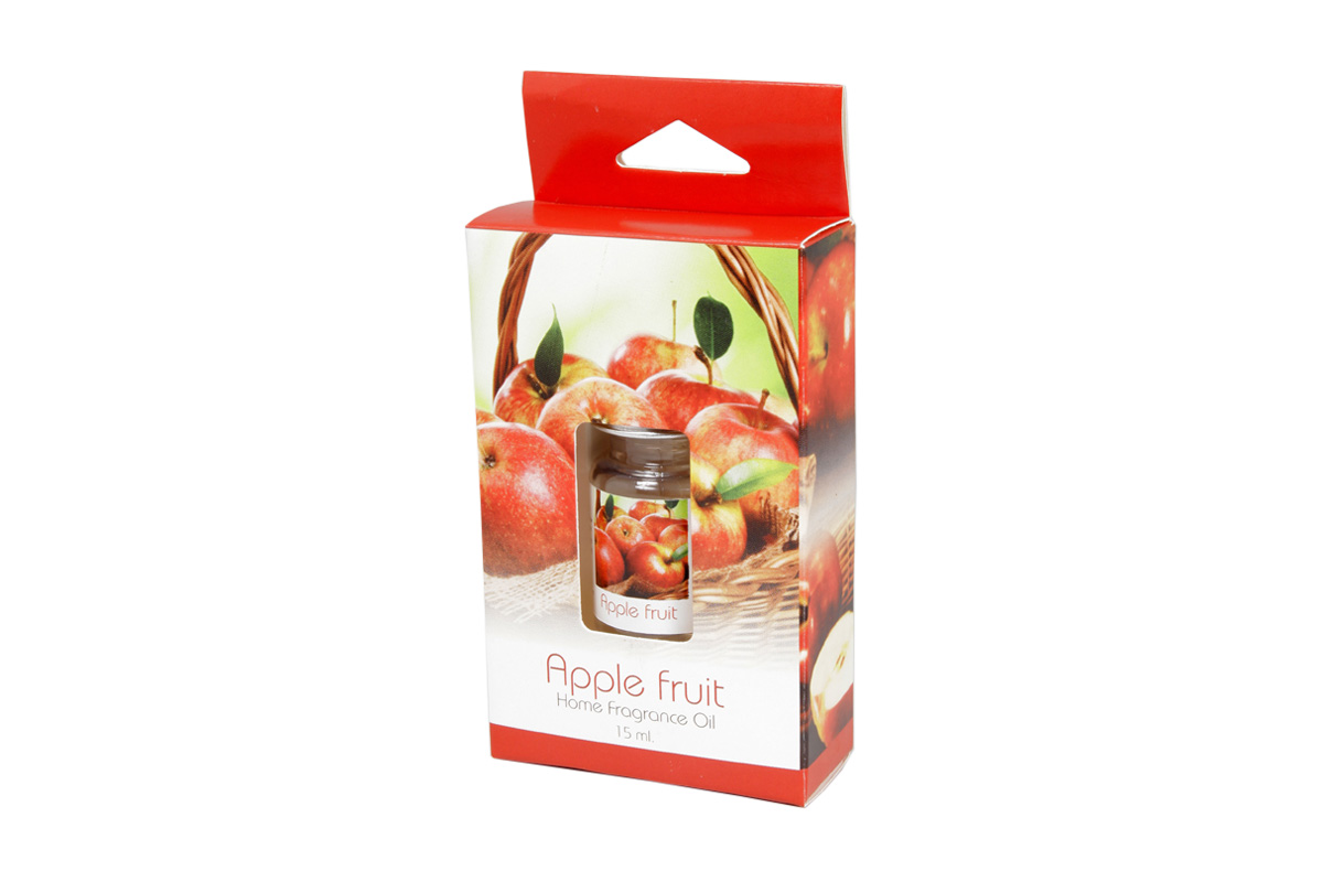 Apple Fruit-Refresher Oil Bottle (O-6022/H)