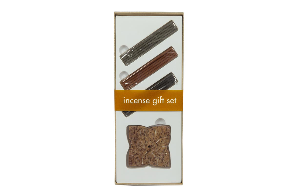 Nature- Incense Stick & Cone Gift Set (IGS - 2001)