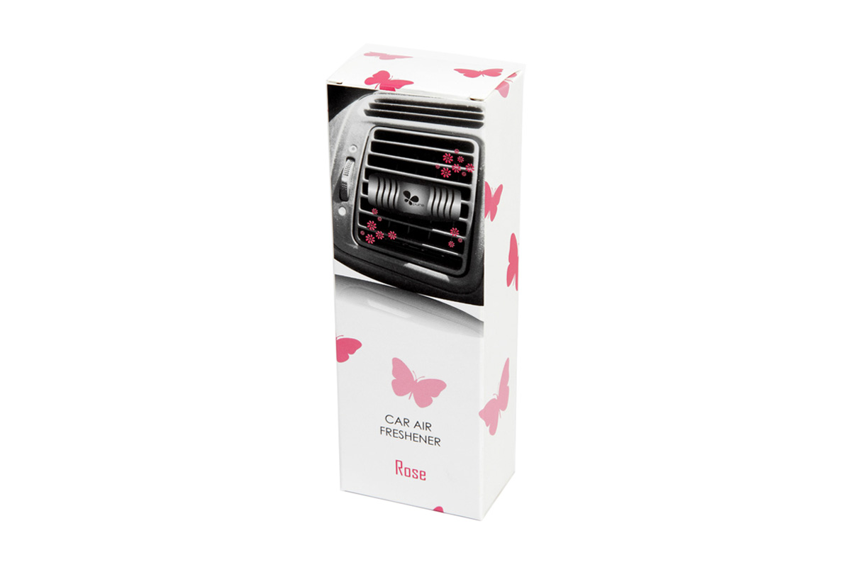 Rose-Car Air Freshner (CVNT-2/A)