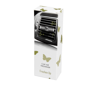 Freshen Up-Car Air Freshner (CVNT-2/B)
