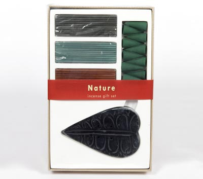 Nature- Incense Stick & Cone Gift Set (IGS - 2025)