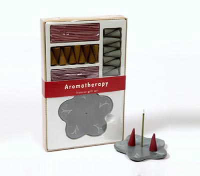 Aromatherapy- Incense Stick & Cone Gift Set (IGS - 2008)
