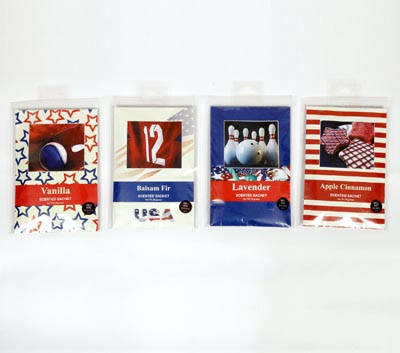 American Range- Scented Paper Sachets (AMCN - 7)