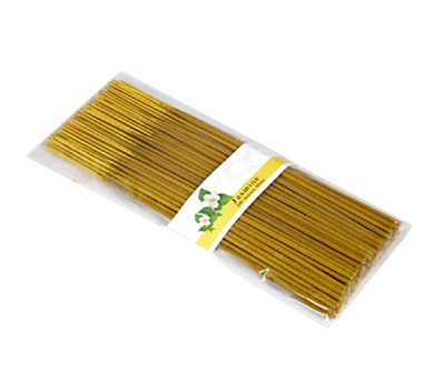 Jasmine-100 Incense Sticks Pack (100's/C)