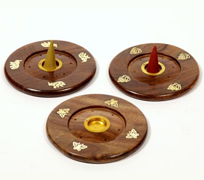 Wooden Incense Holders (WDN - 1)