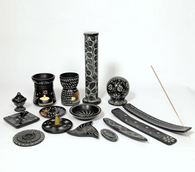 Incense Holders & Oil Burners (SI - 3)