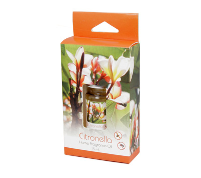 Citronella-Refresher Oil Bottle (O-6022/C)