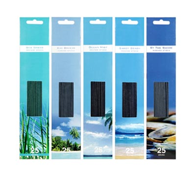 Ocean Range-25 Incense Stick Packs (OCN - 4)