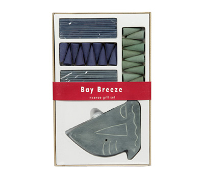 Bay Breeze-Incense Sticks & Cones Gift Set (IGS - 2007)