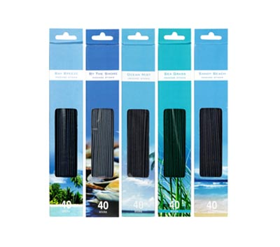 Ocean Range-40 Incense Stick Packs (OCN - 2)