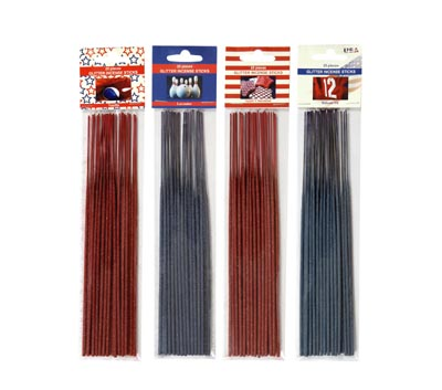 American Range-25 Glitter Incense Stick Packs (AMCN - 3)